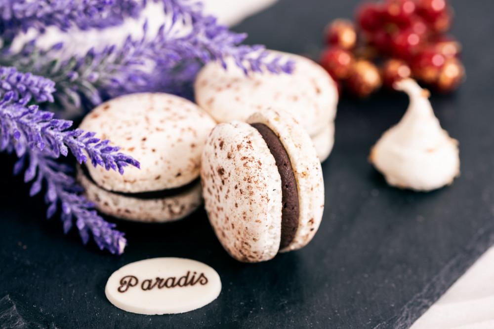 comanda online macarons cofetaria Paradis