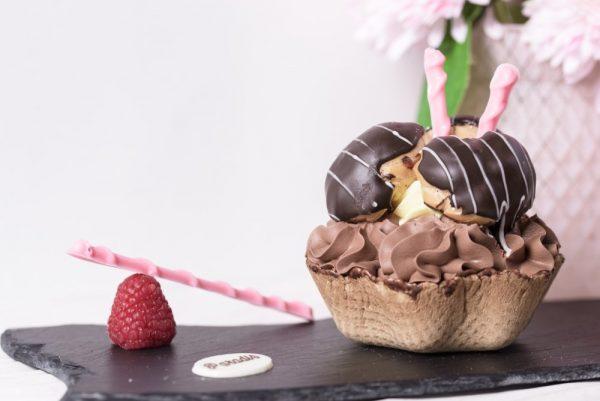 cumpara online profiterol vanilla cofetaria paradis
